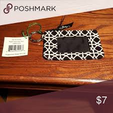 Vera Bradley Black And White Pattern