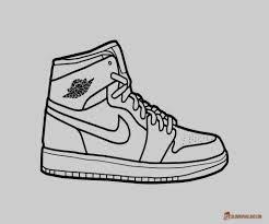 Michael Jordan Coloring Page Kantame