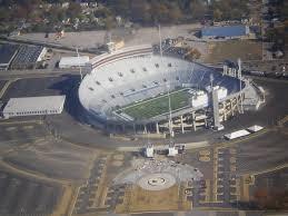 Liberty Bowl Seating Chart Liberty Bowl Memorial Stadium Wikipedia