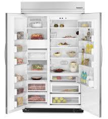 american refrigerator wooden built in ksso42ftx kitchen aid 42 refrigerator french door panel ready with platinum interior kitchenaid superba