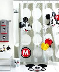 luxury kid bathroom sets or kids bathroom sets with mickey mouse shower curtains and freestanding bathtub