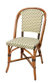 french bistro chair- durable and cute for dining room.