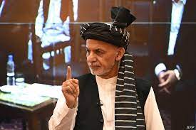 """خيارات صعبة"""".. الرئيس الأفغاني: قررت المغادرة حقنا للدماء"""