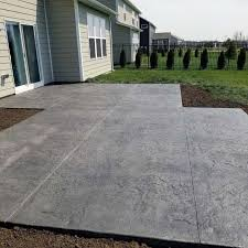 awesome stamped concrete patio ideas