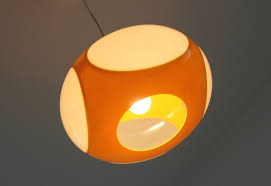 Ufo Lamp From Luigi Colani 1970 Design Market