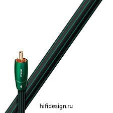 Межблочный <b>коаксиальный кабель AudioQuest</b> Forest Digital ...
