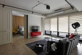 studio track lighting. K-house-in-taipei-by-aworkdesign-studio-12 Studio Track Lighting O
