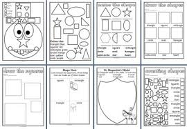 Free KS1 Maths Teaching Resources - 2D Shapes worksheets for ...Free Printable Worksheets for Early Years/KS1 2D shape.