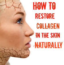 how to re collagen in the skin naturally beauty skincare wrinkles