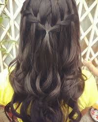 Hairstyle Waterfall 20 insanely cute waterfall hairstyles to try hairstyle monkey 6604 by stevesalt.us