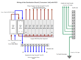 wiring diagram of distribution board electrical mechanical wiring diagram of distribution board