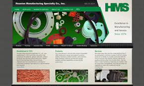 Specialty Design And Manufacturing Houston Manufacturing Specialty Co Inc Gasket Manufacturers