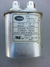 Run Capacitor Sizing Chart Start And Run Capacitor Explained Hvac How To