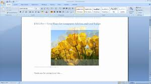 Micro Soft Home Page Using Microsoft Word To Build Websites Youtube