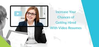 Video Resume Cool Why Do You Need A Video Resume Image Enterprises
