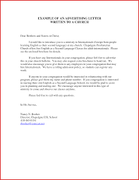 10 Leave Letter Format Example Of An Advertising Letter By Oot