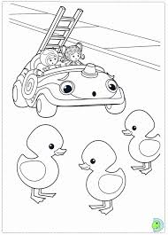 Small Picture Team Umizoomi Bot Coloring Coloring Pages