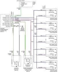2014car wiring diagram page 545 isuzu amigo power door locks system wiring