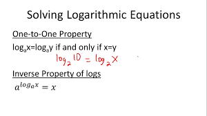 solving logarithmic equations calculus ck 12 foundation