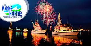 Christmas Boat Parade 2016: Naples Bay - Xperience Florida Marine