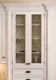 leaded glass kitchen cabinet doors find best references pertaining to design 11