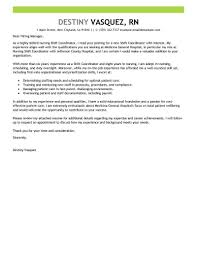Care Coordinator Cover Letter Best Shift Coordinator Cover Letter Examples Livecareer