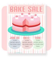 Bake Sale Flyers In Microsoft Word Format Bake Sale Flyers Free