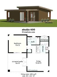 one bedroom house plans. One Bedroom House Design Home Plan Is A Contemporary Small With Plans