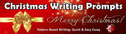 Descriptive Christmas Essays Christmas Essay Story Writing Prompts For Kids Teaching