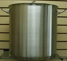 Stock Pots 65 Gallon 100 Quart 75 Quart 50 Quart 30 Quart 25