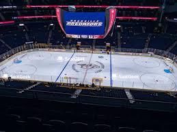 Nashville Predators Seating Chart Map Seatgeek