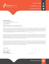 Letter Headed Paper Template Business Letter Head Templates Simple Letter Head Letterhead