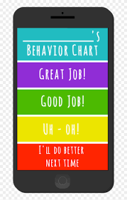 Charts Classroom Behavior Clipart 2274769 Pinclipart