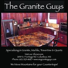 the granite guys specializingin