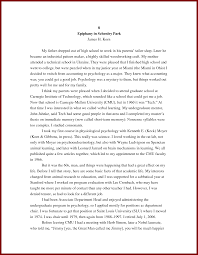 example of autobiography essay page zoom in to write an   example of autobiography essay
