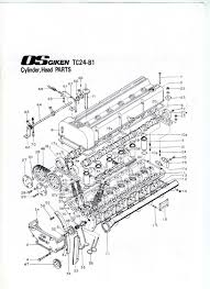 the other os giken twin cam engine nissan forum nissan forums the other os giken twin cam engine