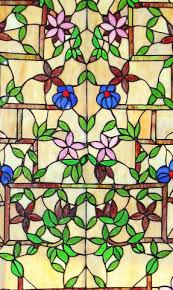 stained glass windows have a long history