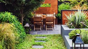 Small Picture Garden Design London Garden Ideas