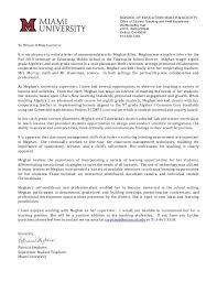 science teacher recommendation letter recommendation letter 3