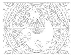 Dewgong Pokemon 087 Coloring Pages Pokemon Coloring Pages