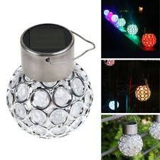 Hanging Solar Lights eBay