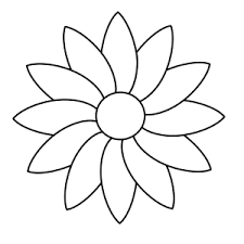 Vaas Bloemen Kleurplaat Kleurplaat Vaas Met Wilde Bloemen Afb 18649