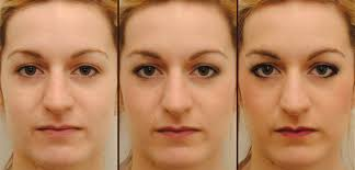 science shows men like women with less makeup