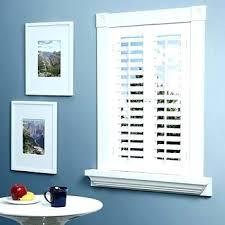 diy interior window shutters interior window shutters indoor window shutters throughout plantation wood interior design 4