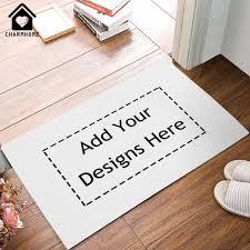 Customized Doormat Home Decor Print Door Mat Bathroom Kitchen Floor ...