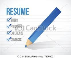 Enchanting Free Resume Clipart Festooning Resume Ideas Namanasa Com