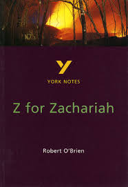 z for zachariah essay english essay for z for zachariah at com