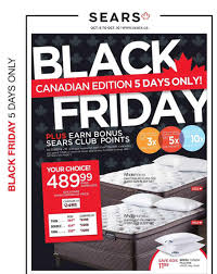 Sears Furniture Kitchener Sears Canada Black Friday 2017 Ads Deals And Sales