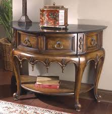 round console table. Semi Circle Console Table Round