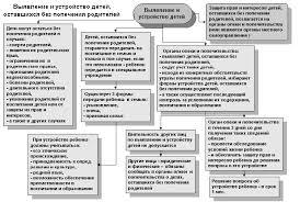 Реферат Общие положения опеки com Банк рефератов  Общие положения опеки